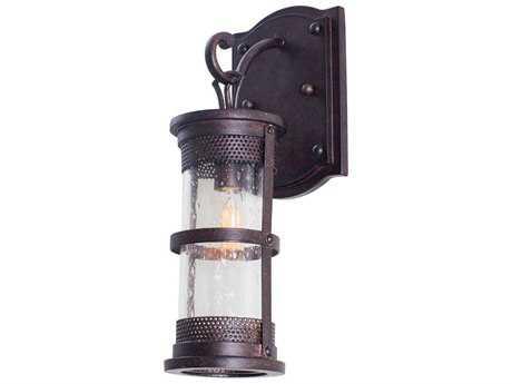 Kalco Lighting Hemlock Antique Copper Wall Sconce