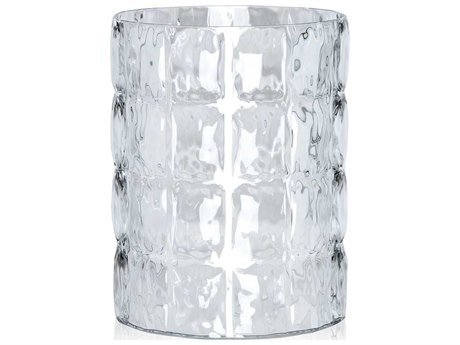Kartell Outdoor Matelasse Crystal Vase PatioLiving