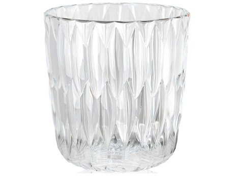 Kartell Outdoor Jelly Crystal Vase (Sold in 2) PatioLiving