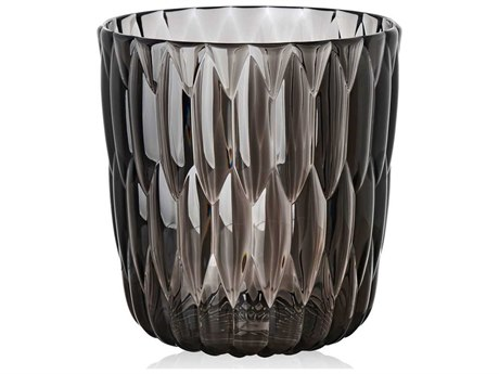 Kartell Outdoor Jelly Smoke Vase (Sold in 2) PatioLiving