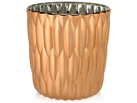 Kartell Outdoor Jelly Copper Vase (Sold in 2) PatioLiving