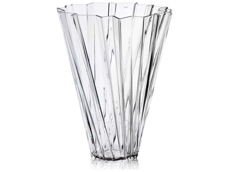 Kartell Outdoor Shanghai Crystal Vase PatioLiving