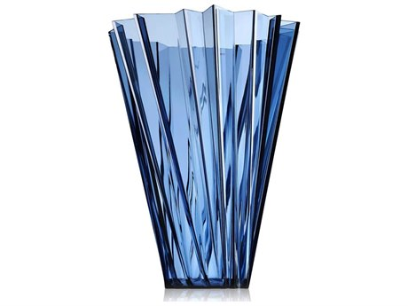 Kartell Outdoor Shanghai Blue Vase PatioLiving