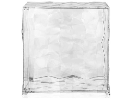 Kartell Outdoor Optic Crystal Container with Door