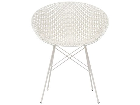 Kartell Outdoor Matrix Resin Dining Chair (Sold in 2)