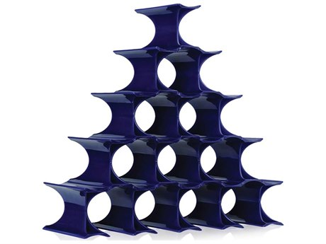 Kartell Outdoor Infinity Blue Storage Rack