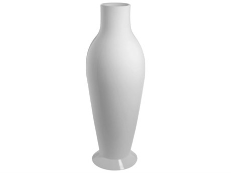 Kartell Outdoor Misses Glossy White Vase
