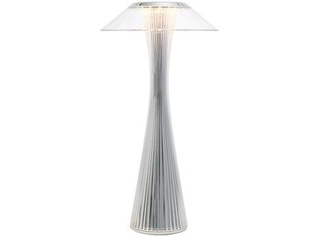 Kartell Outdoor Space Chrome Light