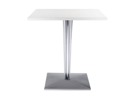 Kartell TopTop 24'' Wide Square Dining Table