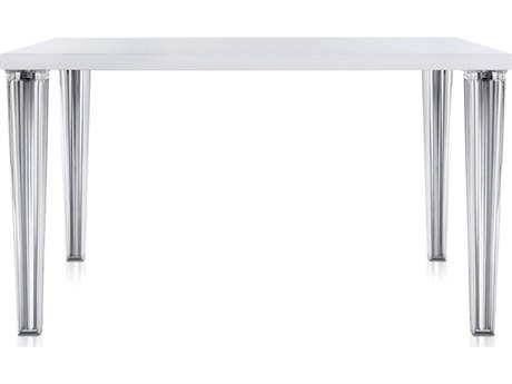 Kartell TopTop 52'' Wide Square Dining Table