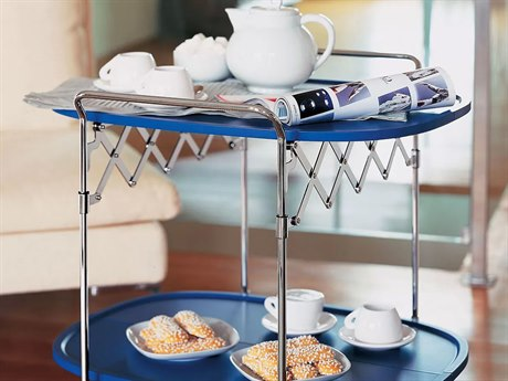 Kartell Gastone Folding Trolley Kitchen Cart
