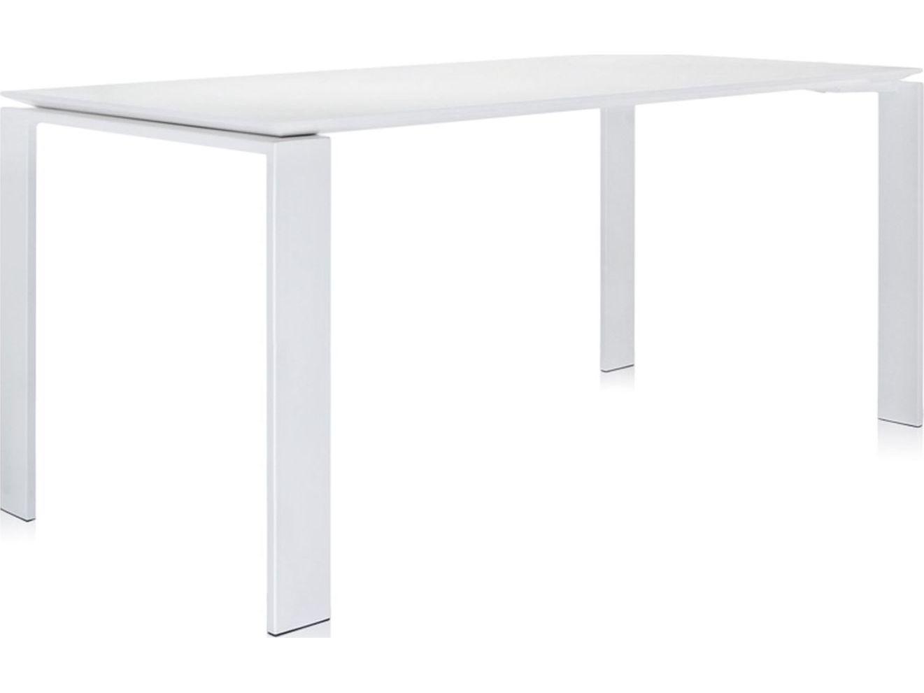 Exceptionnel ... Dining Table · Kartell Four 62u0027u0027L X 31u0027u0027W Rectangular ...