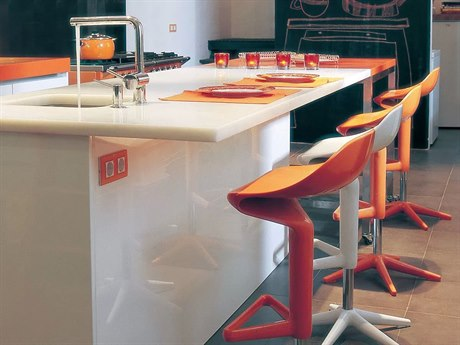 Kartell Spoon Bar Stool
