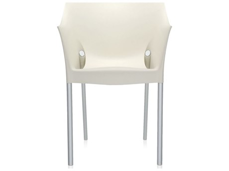 Kartell Dr No Dining Arm Chair (Sold in 2)