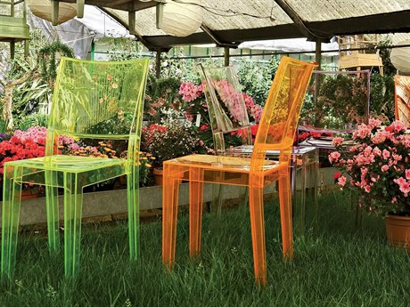 Kartell La Marie Dining Side Chair (Sold in 2)