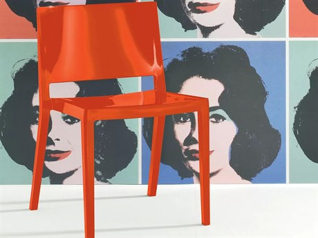 Kartell Lizz Dining Side Chair (Sold in 2)