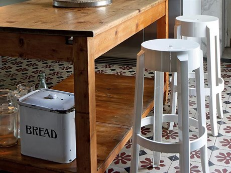 Kartell Charles Ghost Bar Stool (Sold in 2)