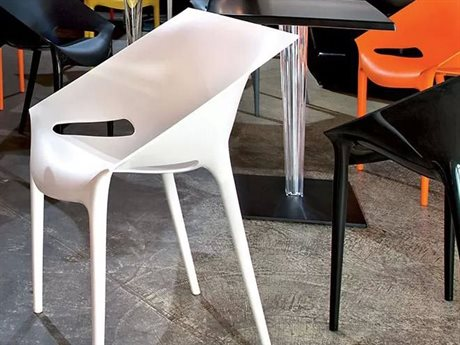 Kartell Dr Yes Dining Side Chair (Sold in 2)