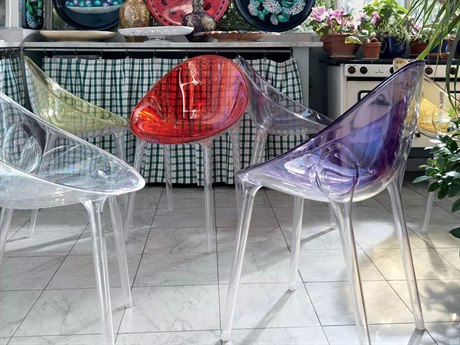 Kartell Mr Impossible Dining Side Chair