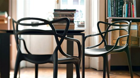 Kartell Maters Dining Arm Chair (Sold in 2)