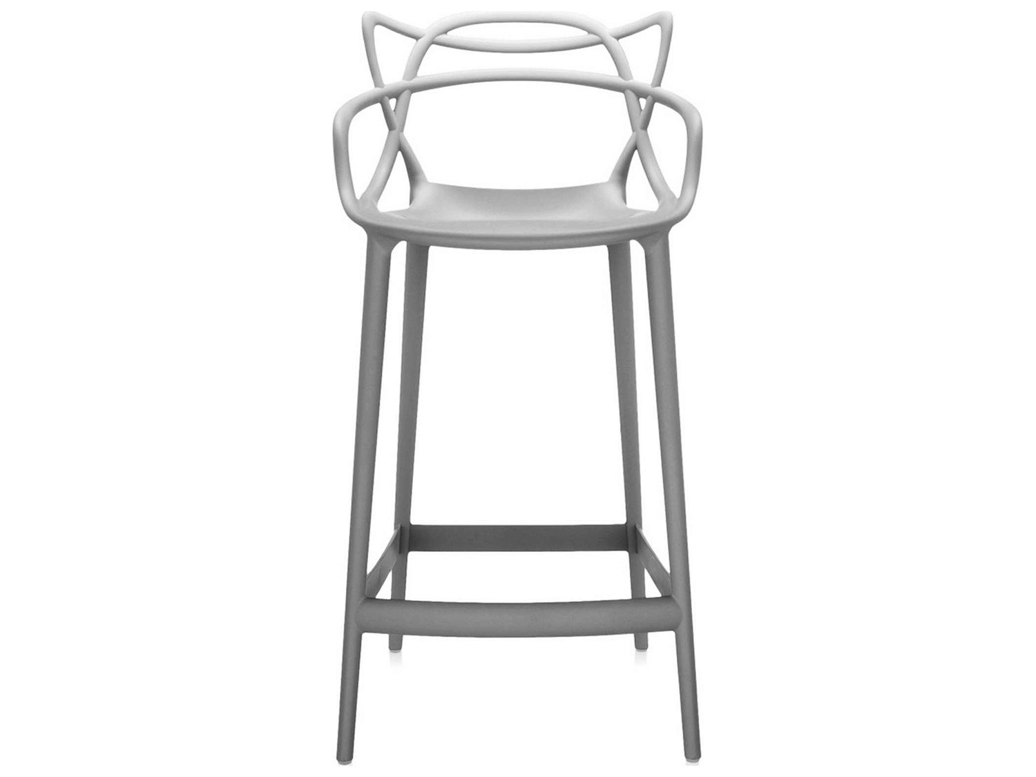 Kartell Masters Grey Counter Stool Kar586907