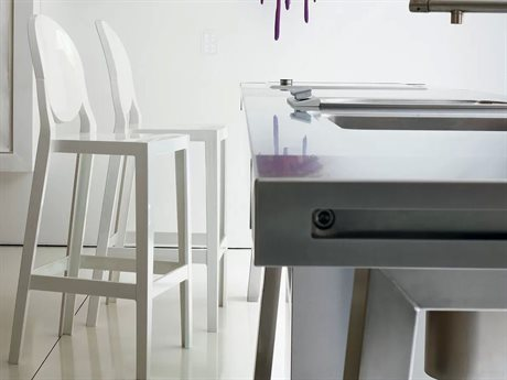 Kartell One More Counter Stool (Sold in 2)
