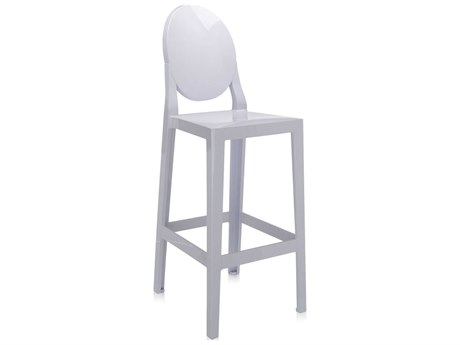 Kartell One More Lavender Bar Stool (Sold in 2)