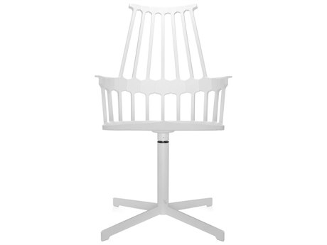 Kartell Comback Swivel Computer Chair (Sold in 2)