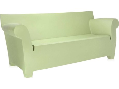 Kartell Bubble Club Light Green Sofa