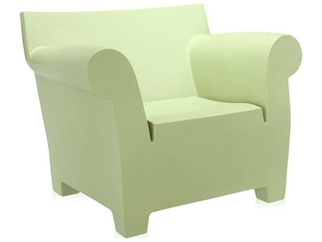 Kartell Bubble Light Green Club Chair