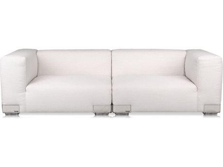 Kartell Plastics Duo Sofa