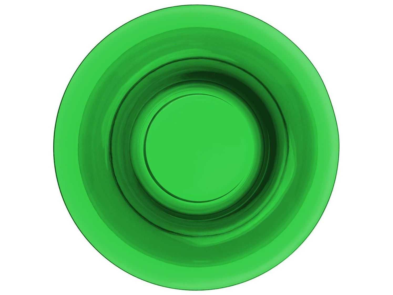 kartell boheme transparent bottle green vase kar8872v3. Black Bedroom Furniture Sets. Home Design Ideas