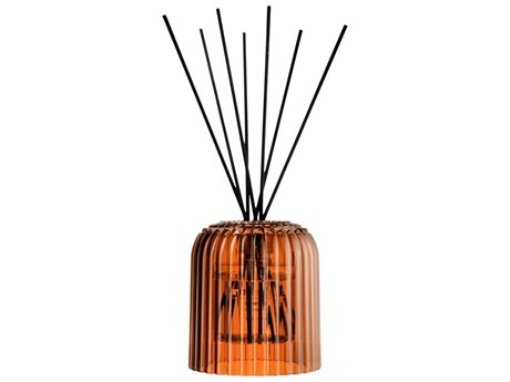 Kartell Cache Transparent Amber Alhambra Reed Diffuser (Sold in 2)