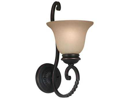 Kenroy Home Oliver Oil Rubbed Bronze Wall Sconce