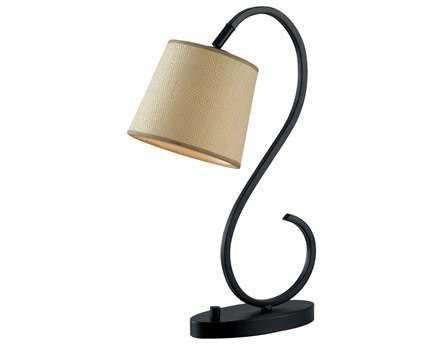Kenroy Home Wilson Oil Rubbed Bronze Desk Lamp