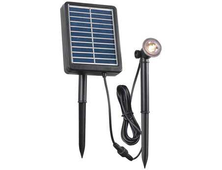 Kenroy Home Seriously Solar Spot Light