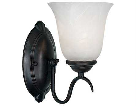 Kenroy Home Medusa Oil Rubbed Bronze Wall Sconce
