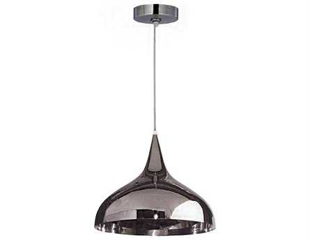 Kenroy Home Minaret Polished Nickel Pendant