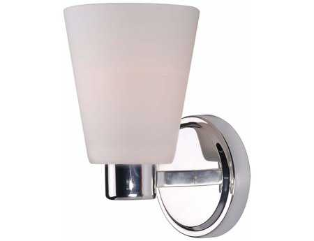 Kenroy Home Scarsdale Polished Nickel Wall Sconce