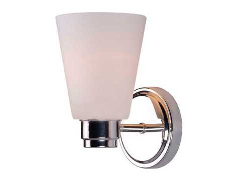 Kenroy Home Rockdale Polished Nickel Wall Sconce