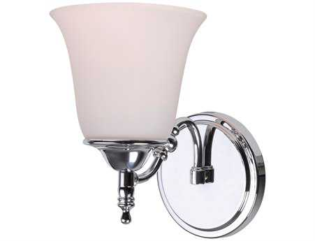 Kenroy Home Rumson Chrome Wall Sconce