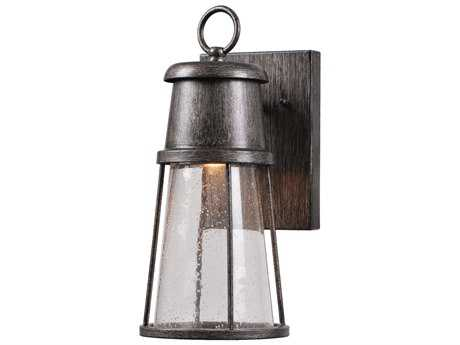 Kenroy Home Harbinger Tuscan Silver LED Outdoor Lantern