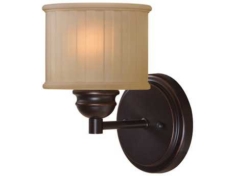 Kenroy Home Barney Oil Rubbed Bronze Wall Sconce