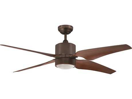 Kendal Lighting Nexor Architectural Bronze 52'' Wide Ceiling Fan