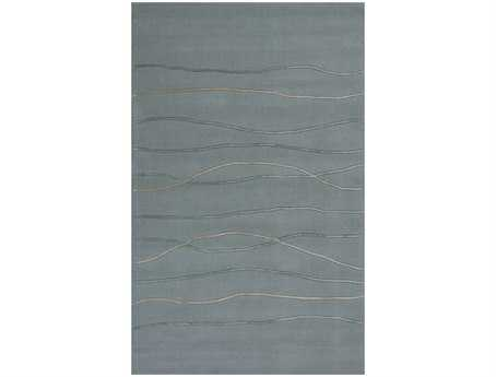 KAS Rugs Transitions Ocean Landscape Area Rug