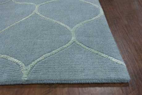KAS Rugs Transitions Frost Harmony Area Rug