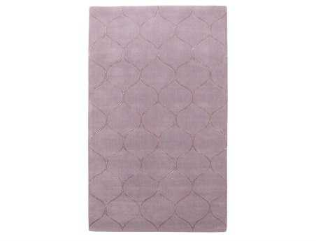 KAS Rugs Transitions Lavender Harmony Area Rug