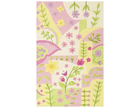 KAS Rugs Kidding Around Princess Dreams Area Rug