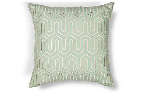 Kas Rugs Seafoam Square Pillow