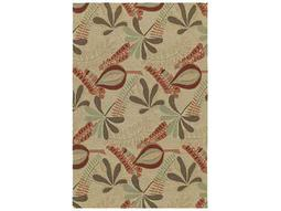 Kaleen Home & Porch Rectangular Linen Area Rug